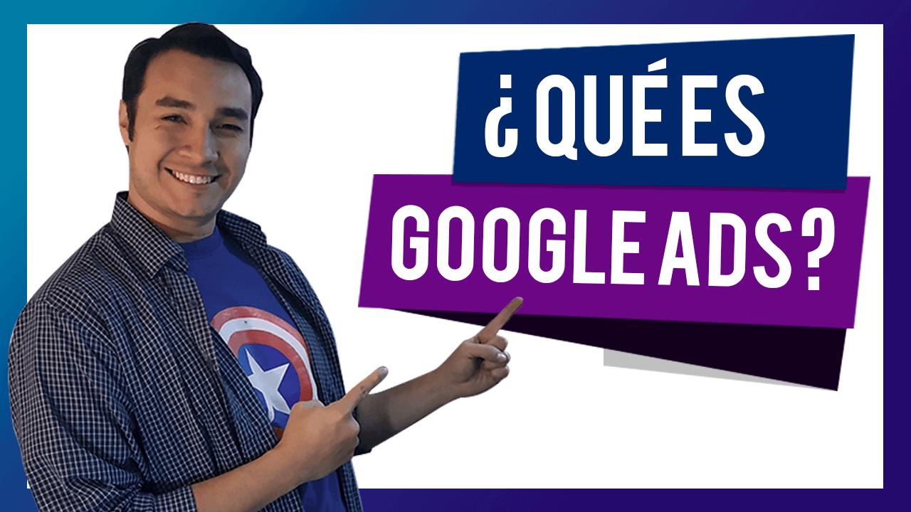 Qué es Google Ads