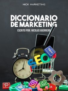 diccionario de marketing digital para emprendedores por nicolas guerrero