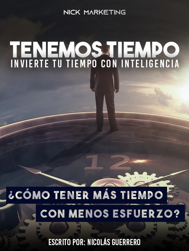 libro tenemos tiempo para invertir el tiempo con inteligencia
