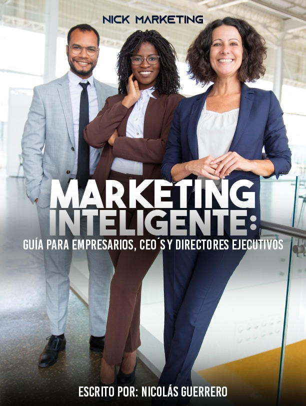 guia de marketing inteligente para empresarios y emprededores