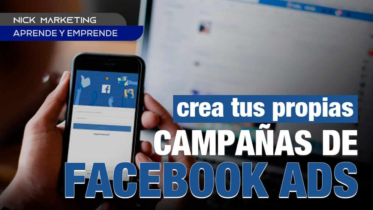 como crear y segmentar campañas de facebook ads