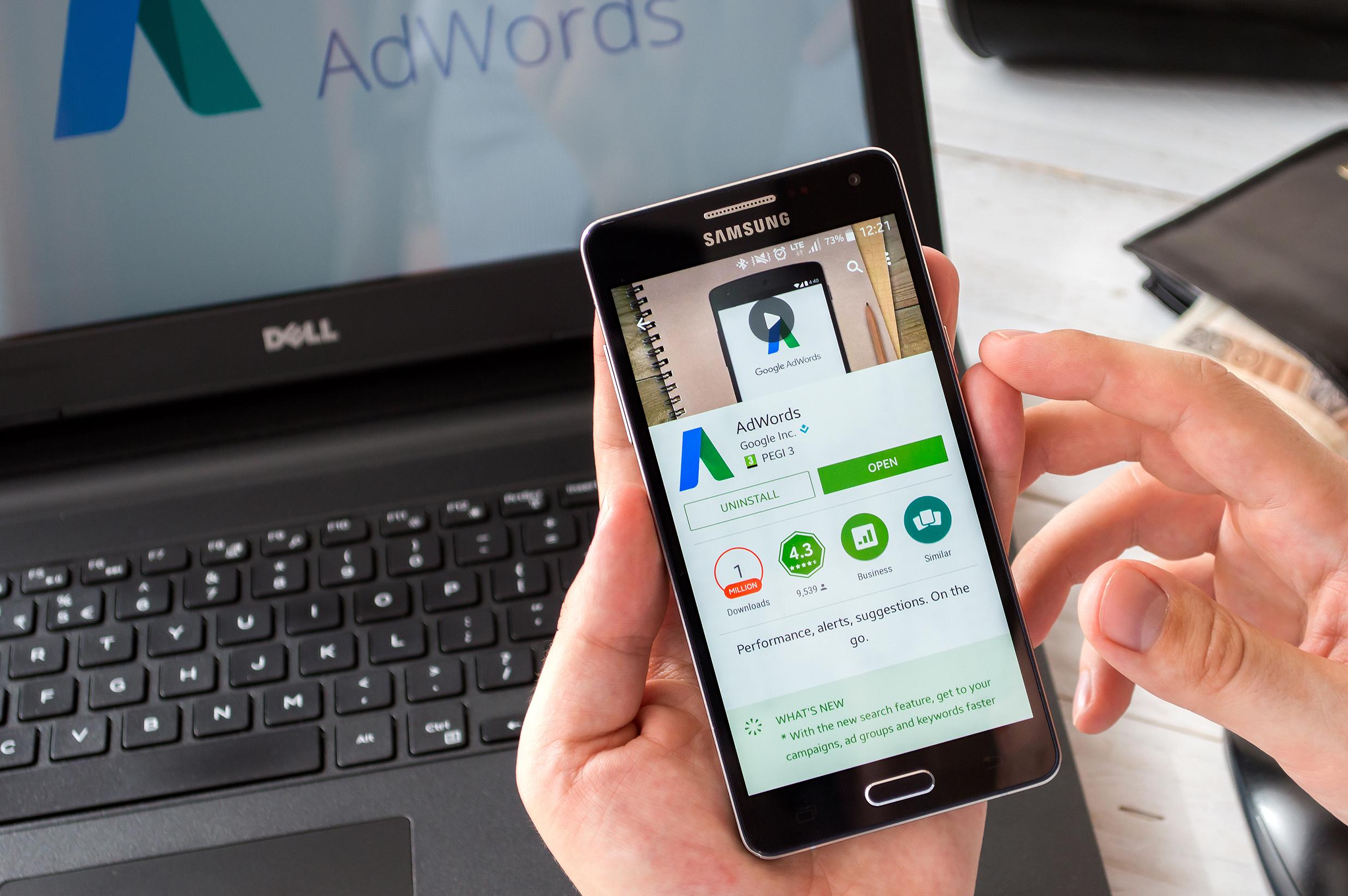 precio gestion campañas google adwords