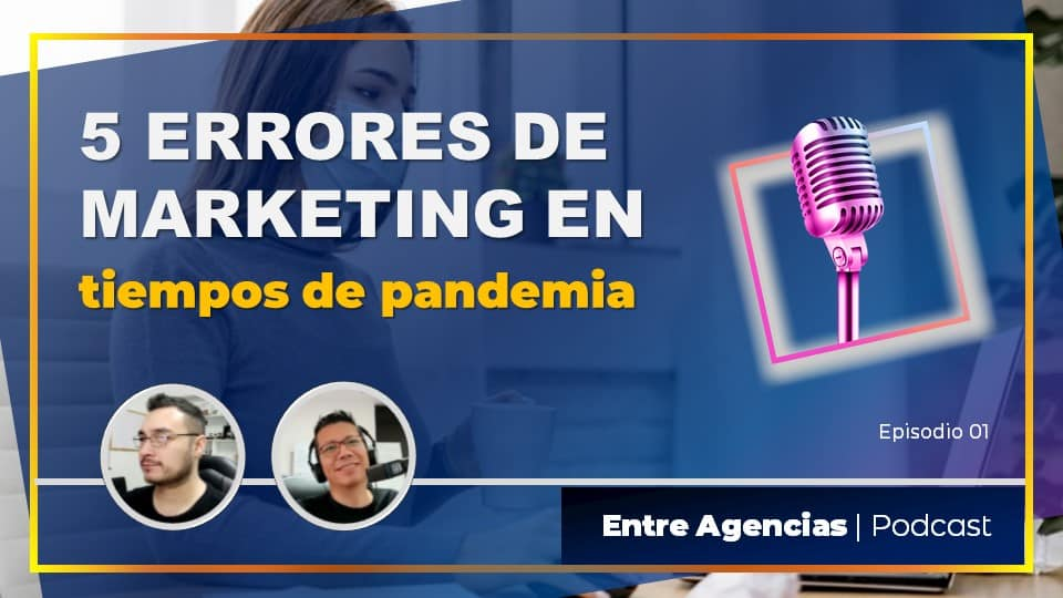 errores de marketing en epocas de pandemia