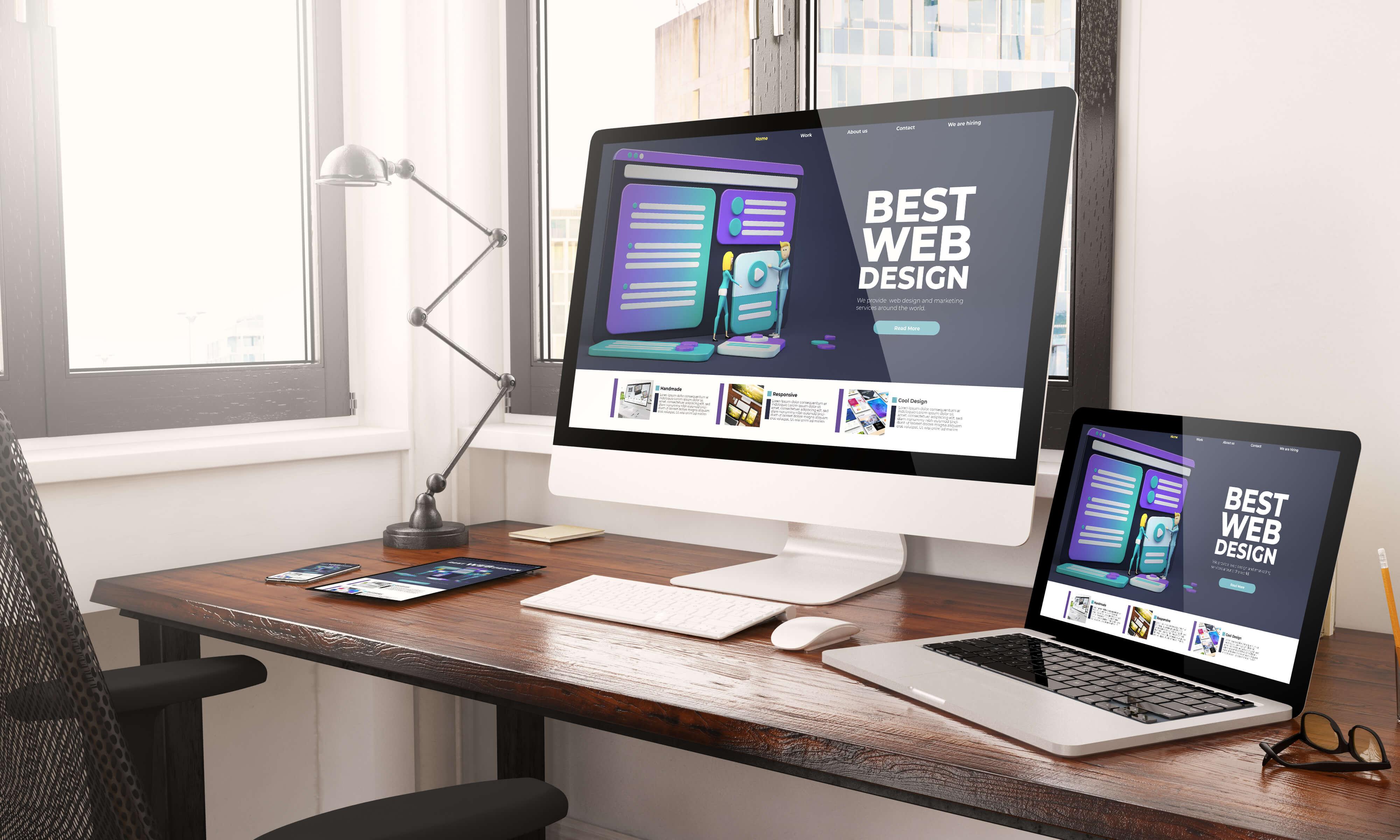 agencia de diseño y desarrollo de paginas web